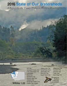 2016 State of Our Watersheds Report Cover