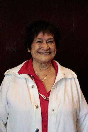 NWIFC chair Lorraine Loomis